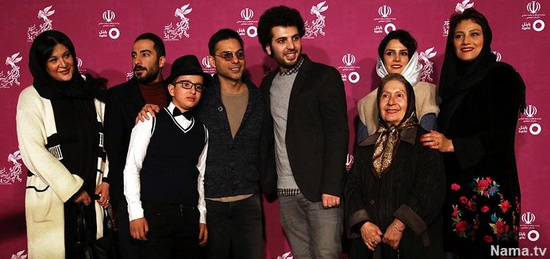 فیلم ابد و یک روز در جشنواره