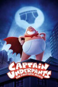 دانلود انیمیشن Captain Underpants: The First Epic Movie 2017