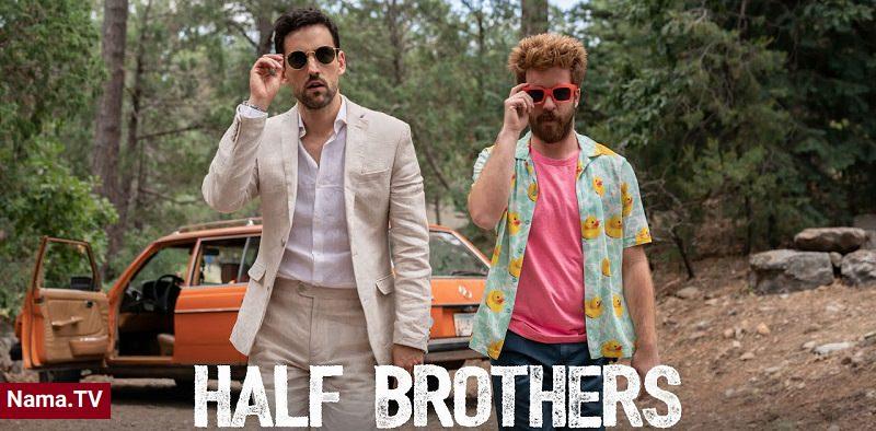 دانلود فیلم Half Brothers 2020 با دوبله فارسی