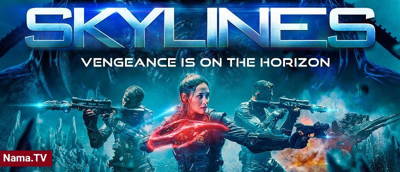 دانلود فیلم Skylines 2020 با زیرنویس فارسی