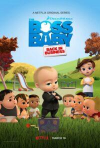 دانلود انیمیشن سریالی The Boss Baby: Back in Business