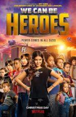 دانلود فیلم We Can Be Heroes 2020