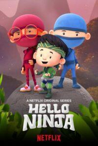 دانلود انیمیشن سریالی Hello Ninja