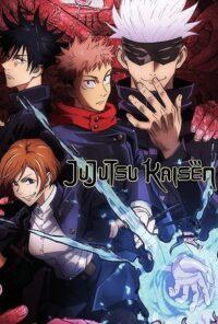 دانلود انیمیشن سریالی Jujutsu Kaisen