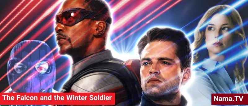 دانلود سریال فالکون و سرباز زمستان