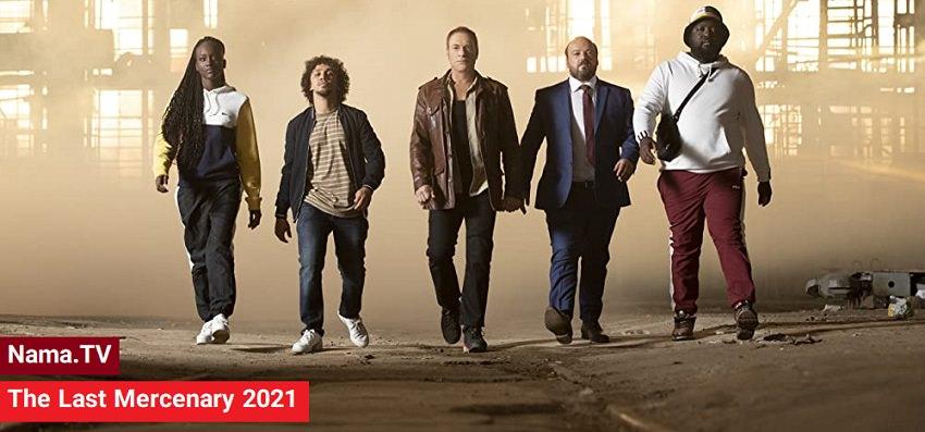 دانلود فیلم The Last Mercenary 2021 با زیرنویس فارسی